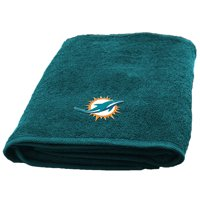 NFL Miami Dolphins Bath Towel, 1 Each