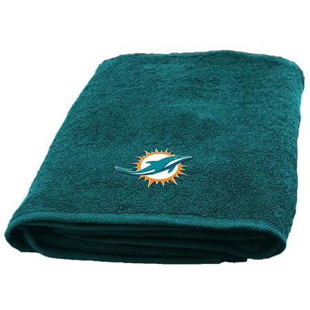 NFL Miami Dolphins Bath Towel, 1 Each](Miami Dophins)
