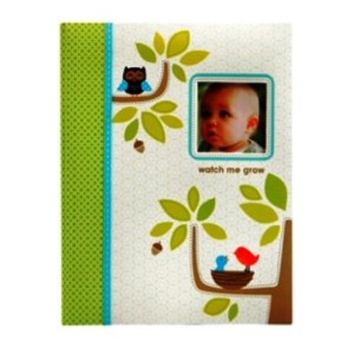 Carters 5 Year Loose Leaf Memory Book, Woodland Multi-Colored