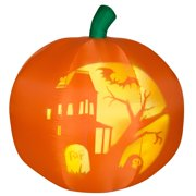5 ft. Inflatable Panoramic Projection Pumpkin