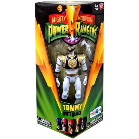 mighty morphin power rangers tommy white ranger exclusive. Black Bedroom Furniture Sets. Home Design Ideas