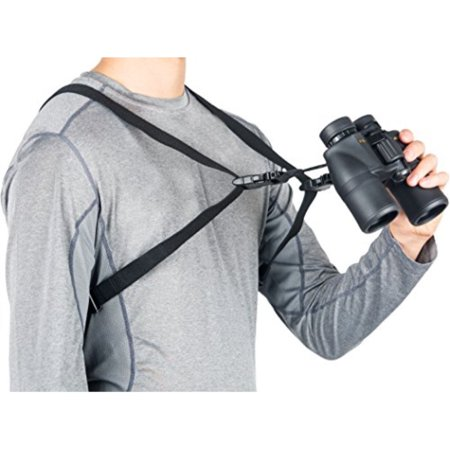 Think Ergo Binocular Harness Strap - Quick Release, Universal, One Size Fits All Bino Sling Strap