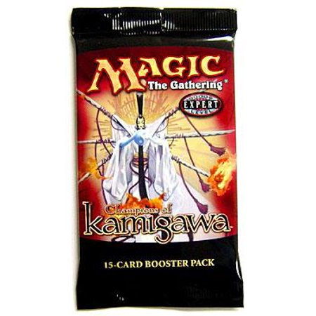 Magic The Gathering Champions of Kamigawa Booster Pack Booster Pack