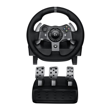 Logitech G920 Driving Force Racing Wheel For Xbox One And PC Logitech Driving Force Gt Wheel