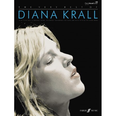 The Best of Diana Krall: (Piano Vocal Guitar) (Best Lexicon Reverb For Vocals)