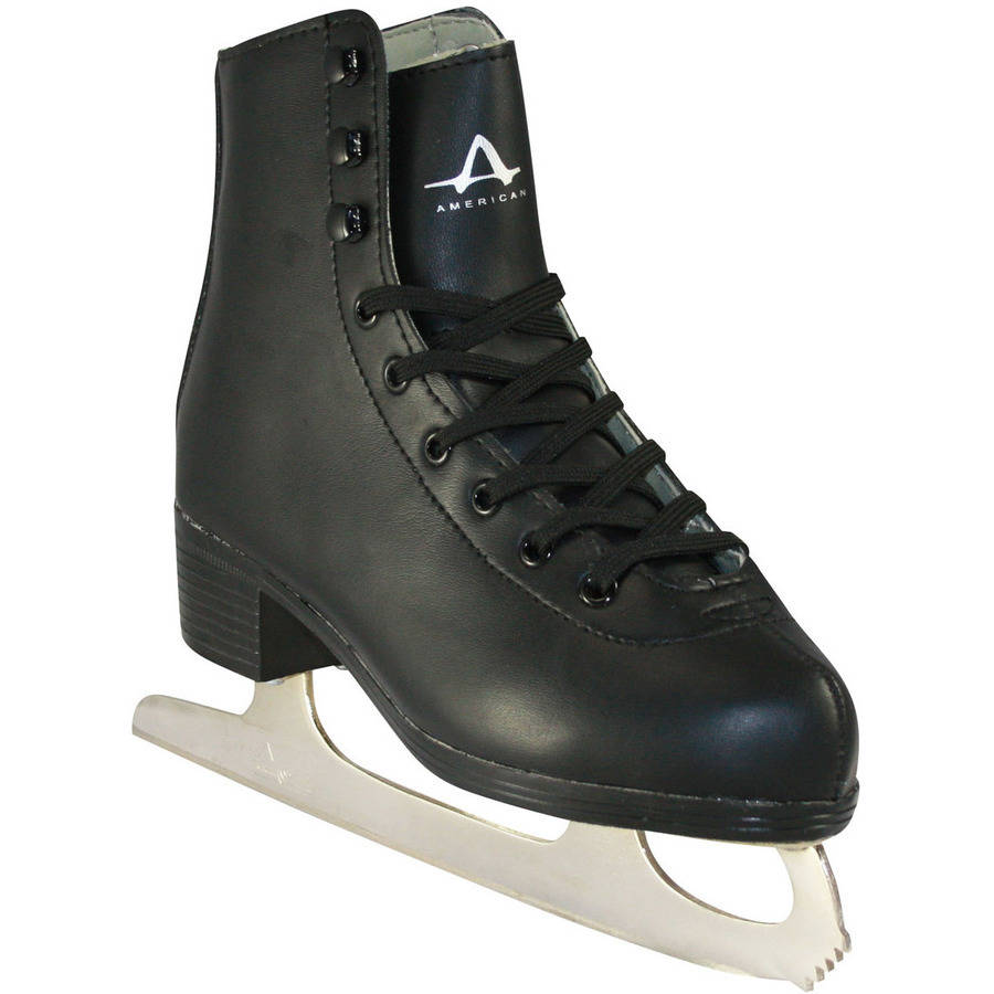 American Boys' Tricot-Lined Figure Skates by