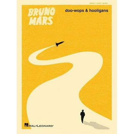 Bruno Mars  Doo Wops   Hooligans  Paperback