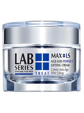 Lab Series Max LS Age-Less Power V Lifting Face Cream for Men, 1.7 Oz