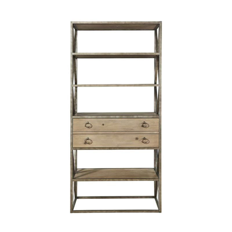 Beaumont Lane Etagere in Khaki by Beaumont Lane