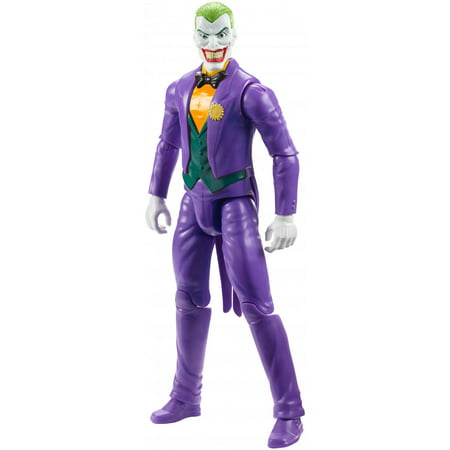 - Batman Missions 12-Inch Crime Clown Joker Figure