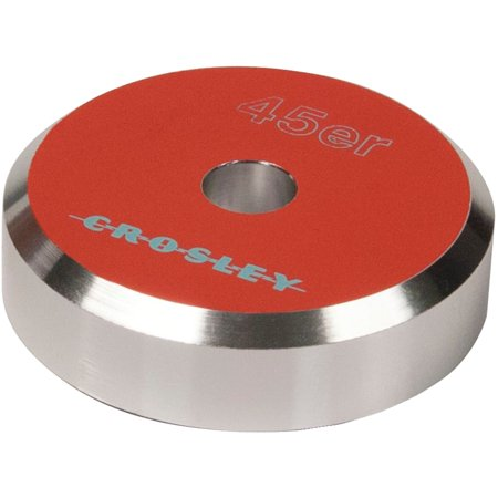 Crosley 45'er Aluminum 45 Adapter