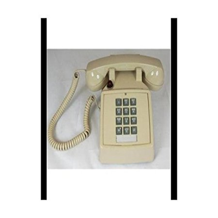 Cortelco 250044-VBA-27M Traditional Desk Phone With Message Waiting -