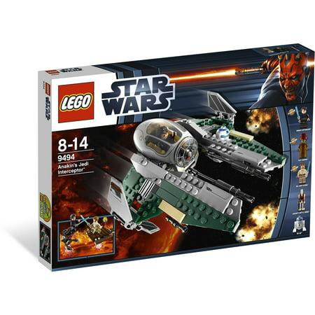 Lego Star Wars: Anakin's Jedi Interceptor - 300 Pieces (9494) - image 1 de 1
