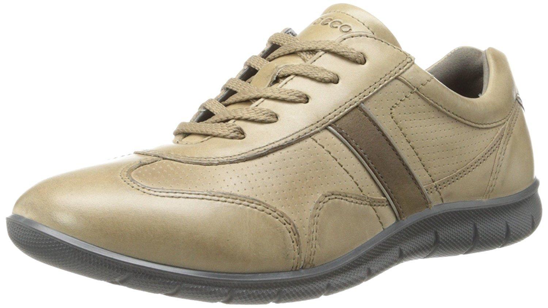 ECCO Women's Babett Premium Tie Sneaker by