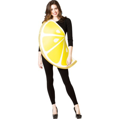 Lemon Slice Costume](Sliced Fingers Halloween)