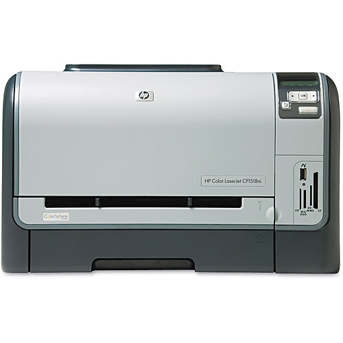Image of HP Refurbish Color LaserJet CP-1518NI Laser Printer (CC378A) - Seller Refurb