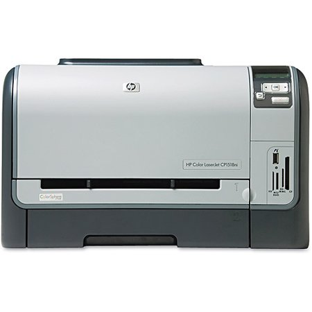 HP Refurbish Color LaserJet CP-1518NI Laser Printer (CC378A) - Seller