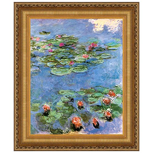 Park Avenue Collection 15X17 Water Lilies 1914-17