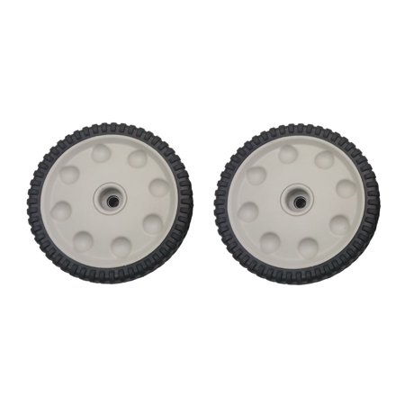 Troy-Bilt Lawn Mower Geared Drive Wheel 734-04018B, 734-04018C, 2 Pack