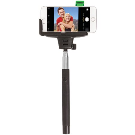 retrak apple iphone 4 5 5s 6 and samsung galaxy s 3 4 selfie stick with bluet. Black Bedroom Furniture Sets. Home Design Ideas