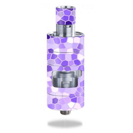 Skin Decal Wrap for Innokin iSub Apex Tank mod skins sticker vape Stained Glass