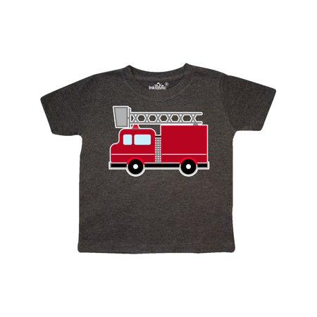 red firefighter fire truck Toddler - Firefighter Girls