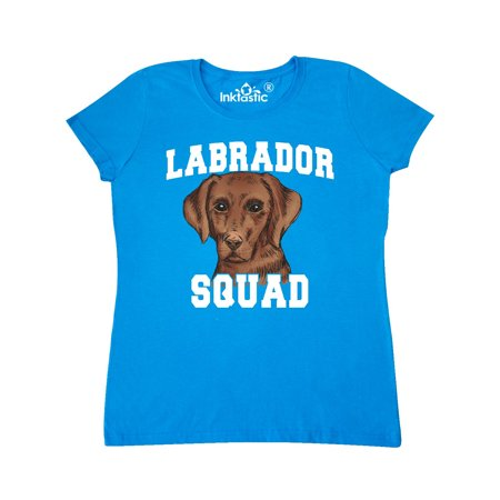 Dog Labrador Squad Women's T-Shirt