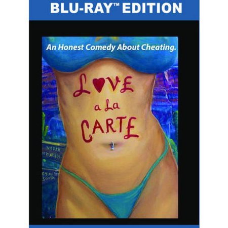 Love A La Carte  Blu Ray