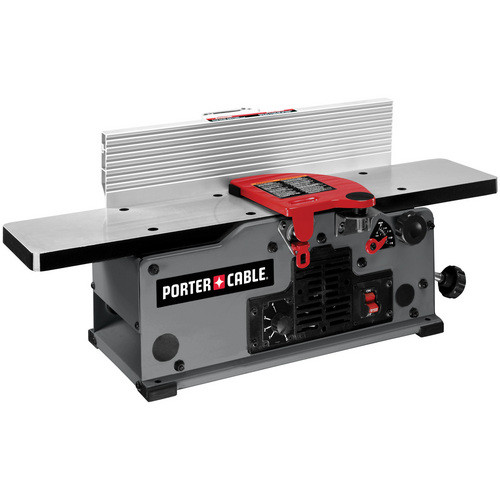 Factory-Reconditioned Porter-Cable PC160JTR 2-Blade 120V 6 in. Bench Jointer by Porter-Cable