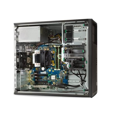 Refurbished HP Z240 Tower E3-1220 V5 Quad Core 3Ghz 16GB 1TB K620 No OS - image 2 of 3