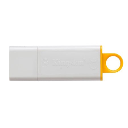 Digital Travelers (Kingston Digital 8GB Data Traveler 3.0 USB Flash Drive - Yellow (DTIG4/8GB ))