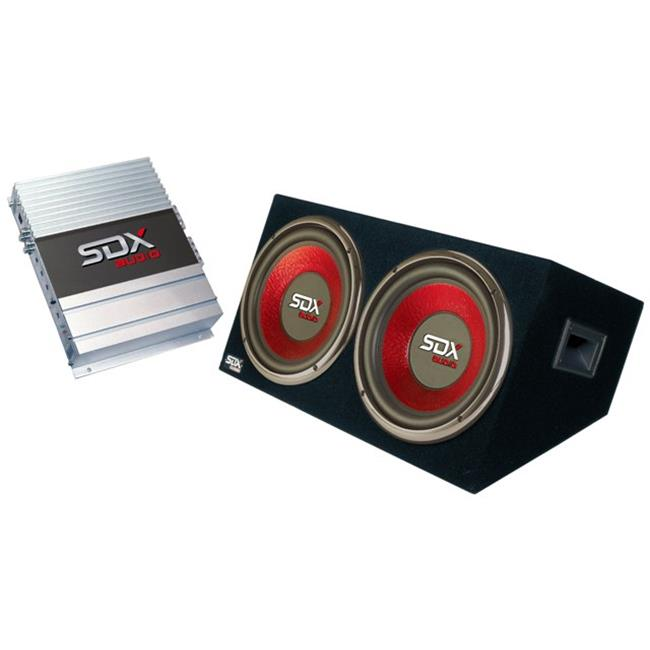 Sondpex PK06210 10 inch Extreme Power Bass System Party Pack Combo