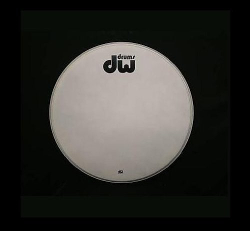 24 Inch Texture Coated Bass Drum Head by