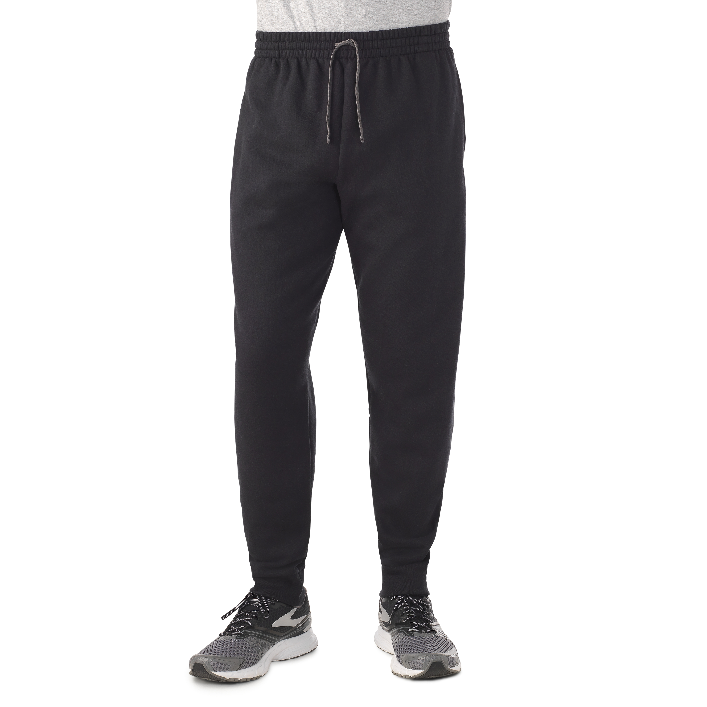 Fruit of the Loom Men's Jogger Sweatpant with Pocket