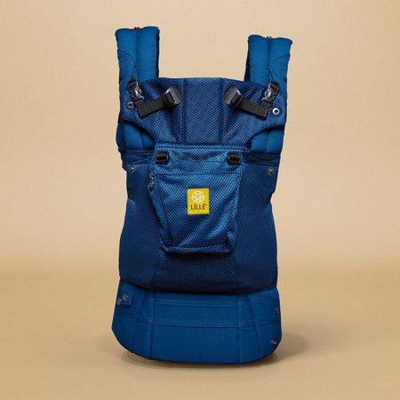 LILLEbaby Airflow Baby Carrier - Navy
