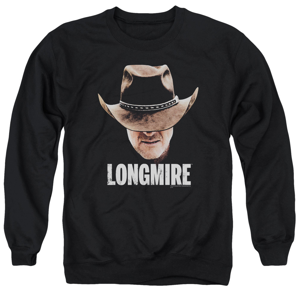 Longmire Long Haul Mens Crewneck Sweatshirt