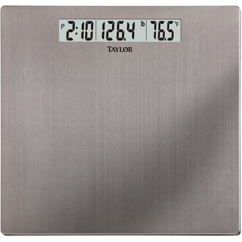 Taylor Stainless-Steel Digital Bath Scale
