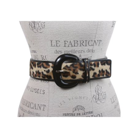 Rabbit Fur Belt (2