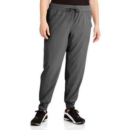 84149706ed3d Danskin Now - Danskin Now Women's Plus-Size Relaxed Jogger Pant ...