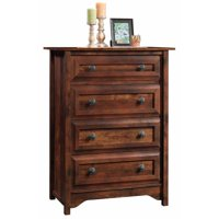 Pemberly Row 4 Drawer Chest in Curado Cherry
