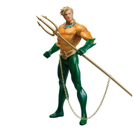 DC Justice League The New 52 Aquaman Action