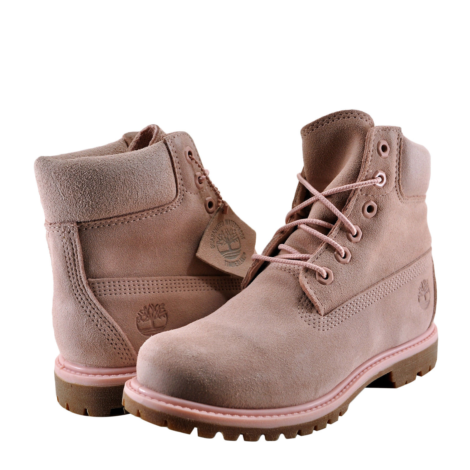 Timberland 6 Inch Premium Lace Up Women's by Timberland