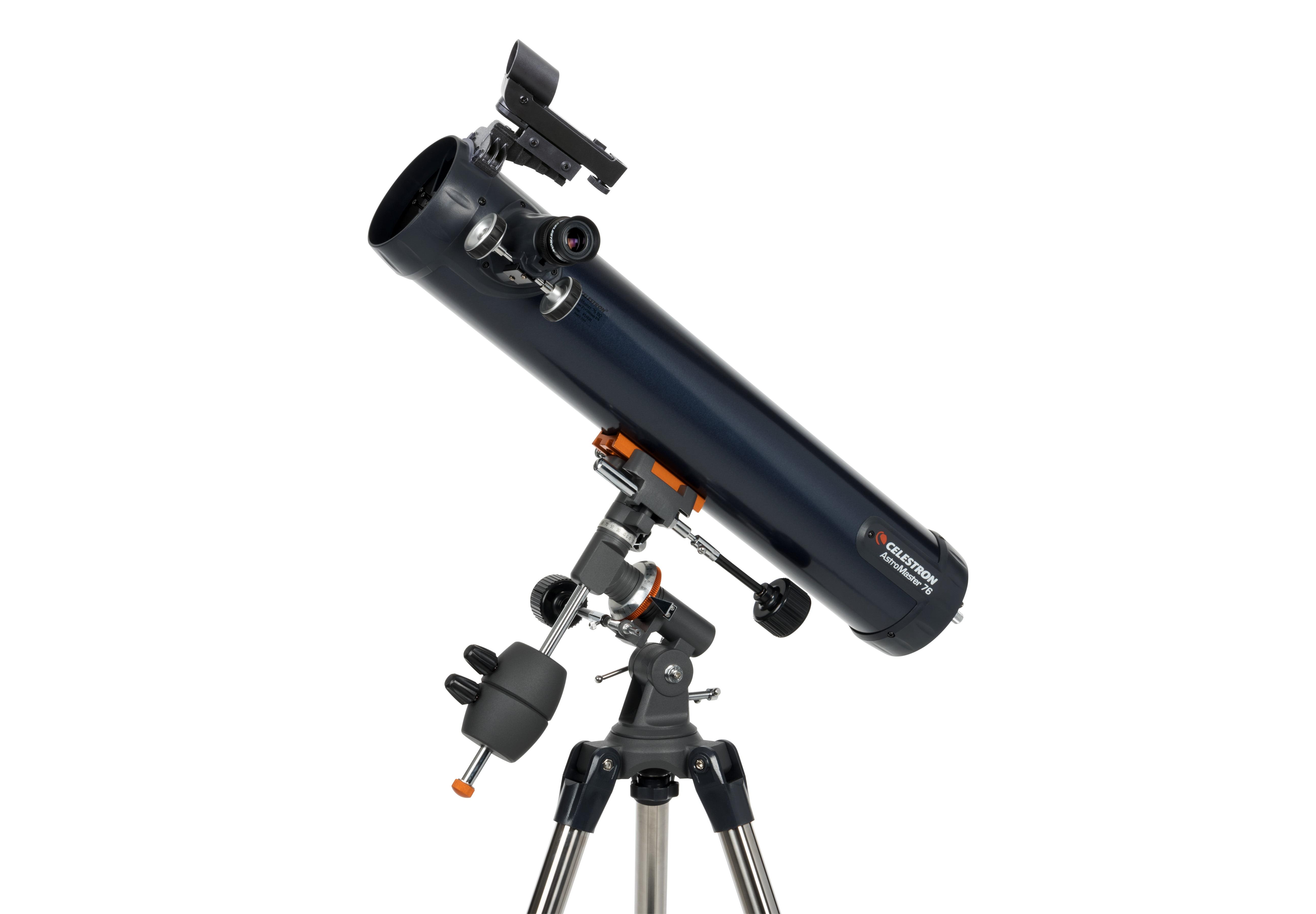Celestron astromaster eq reflector telescope walmart