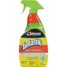 Multi-Surface Cleaner: Fantastik Multi-Surface