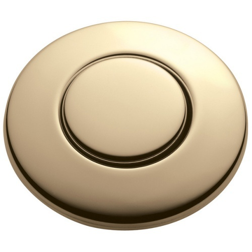 In-Sink-Erator STC-FG Sink Top Switch Push Button French Gold