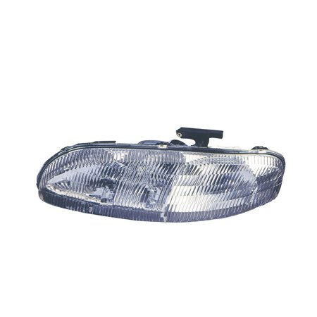 Replacement Depo 332-1154L-AS Left Headlight For 95-01 Lumina 95-99 Monte Carlo Monte Carlo Lumina Headlight