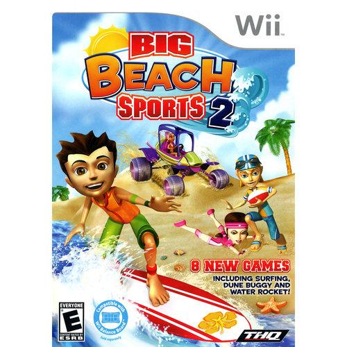 Big Beach Sports 2 (Wii) -  Pre-Owned