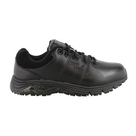 Fila Memory Breach Steel Toe Slip Resistant Work Athletic Shoe