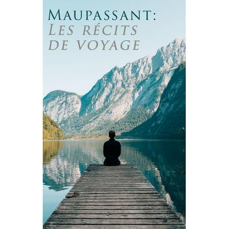 Maupassant: Les récits de voyage - eBook