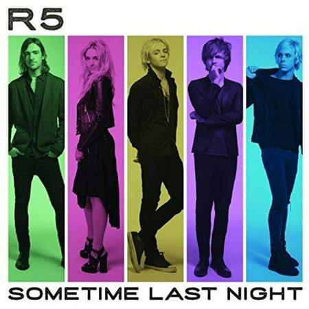 R5 - Sometime Last Night [CD]